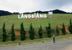 Đỉnh LangBiang Đà Lạt