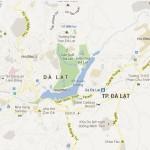 Bản đồ du lịch Đà Lạt